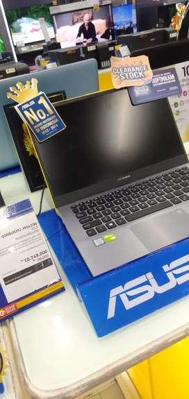 Laptop Asus Core i5 harga 8jt.an Dengan cicilan HCi promo grtis 1x