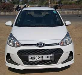 Hyundai Grand i10 1.2 Kappa Sportz Option AT, 2018, Petrol