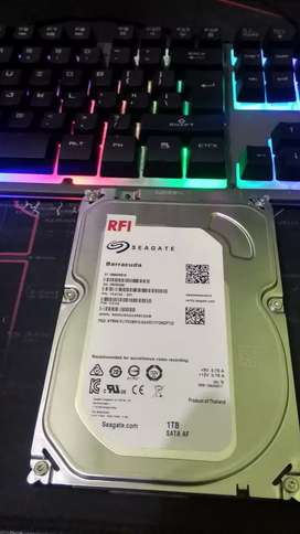 Hard disk 1 TB seagate baracuda 7200rpm