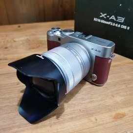 Fujifilm X-A3 Fullset