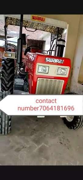 New condition Tractor Swaraj
