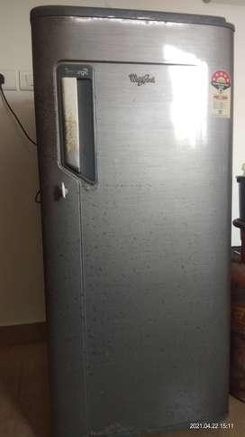 Whirlpool refrigerator 5* icemagic