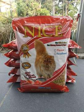 Makanan Kucing Nice Seafood