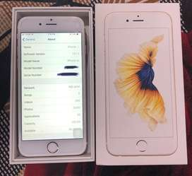Iphone 6s 128 GB Gold excellent condition
