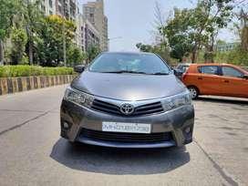 Toyota Corolla Altis J, 2015, Petrol
