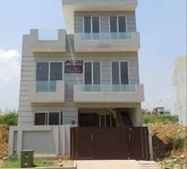 Newly Constructed Double Unit House For Sale In Islamabad G-14/4