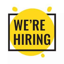 Staff Required Male and Female