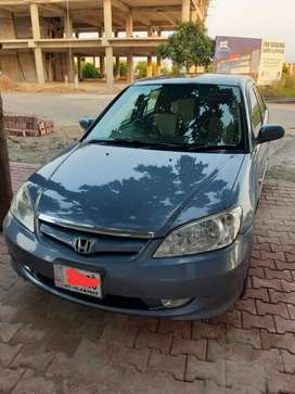Honda Civic full options auto for sale