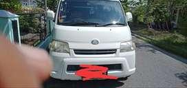 Dijual cepat mobil bekas grand max minibus warna putih  1,3 putih