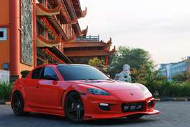 JUAL Mazda RX8 RX 8, 2009 MANUAL, Sport Car Coupe Full Modifikasi