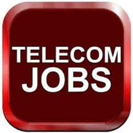 Hiring Telecom Manager Supervisor Driver Electrician Aply now