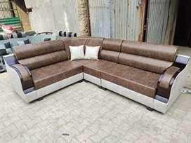 Direct factory outlet l shape sofa no0274047