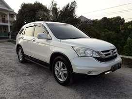 Honda CR-V 2.4 Tahun 2010 Automatic Trendy Dan Ganteng Gan