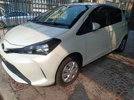 Vitz F package Radar