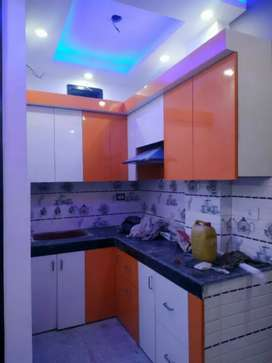 2 bhk flat with loan facility  90%by bank