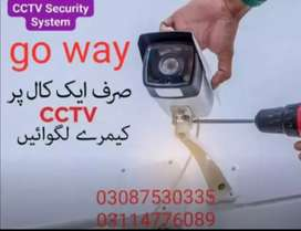 New cctv cameras and repairing system