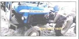 TRACTOR NEW HOLLAND - NEW