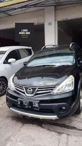 Nissan X-Gear 1.8L M/T 2013 Hitam Sangat Istimewa
