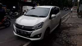 Ayla R 1.2 matic 2019 km 3rb at dp 25 jt