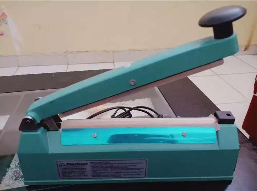 MESIN PRESS (Mesin Sealer Plastik Hand Sealer) PCS200A