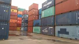 Container 20ft second murah