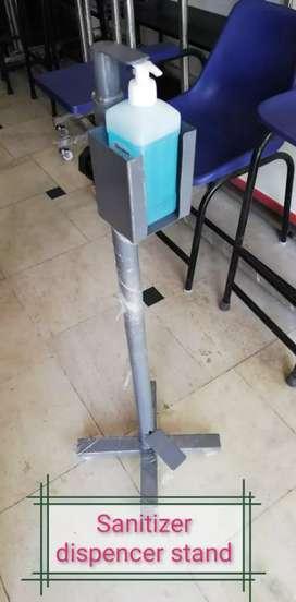 Sanitizer stand