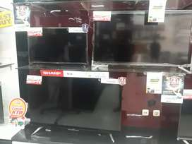 Promo led 40 smart tv sharp