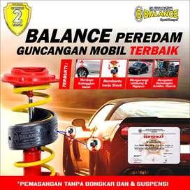Damper BALANCE recommend atasi mobil LIMBUNG & GASRUK di mobil anda!!