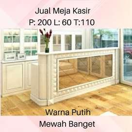 Meja Receptionist / Meja Kasir