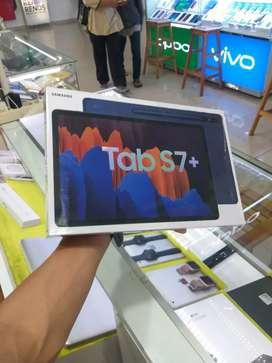Samsung Tab S7+ resmi sein ram 8/256