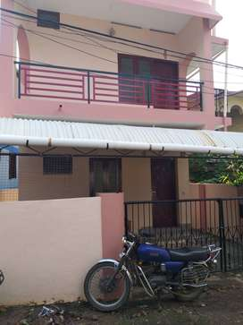 2BHK House with 2.56 cent and carparking which could be used as office