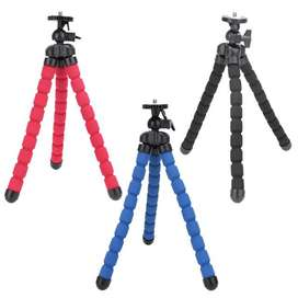 LARGE OCTOPUS TRIPOD STAND