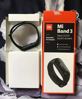 MI BAND 3 (Black) One Month Old