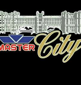 Master city 5 Marla open