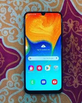 Samsung A30 4gb 64gb Blue