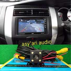 Plug and play for Nissan Grand Livina tanpa potong kabel