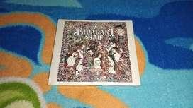 Jual / Sale CD Audio Naif 7 Bidadari