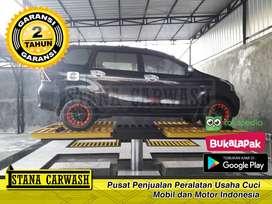 Perusahaan Peralatan Cuci Mobil Motor Resmi Indonesia - Hidrolik Mobil