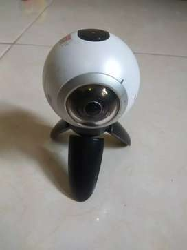 samsung gear 360 camera second normal, unit only