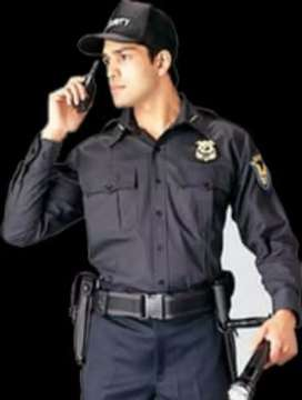 We are hiring security guard