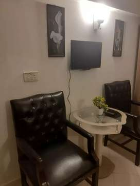 E11 perfect living 3bedroom flat fully furnished for rent