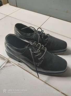 Sepatu dinas tni ad uk 39 fit 40
