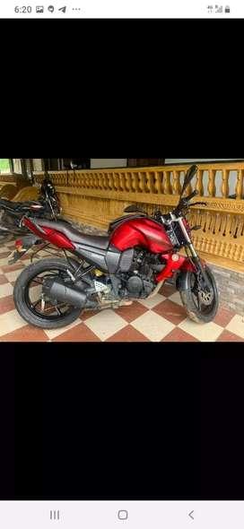 Yamaha FZ , Well maintained bike