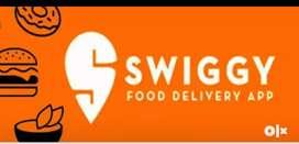 Swiggy delivery boy in bhubaneswar cuttack