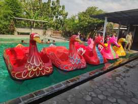 AF Perahu bebek fiber  odong odong nemo