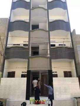 Ground floor Allah wala town korangi