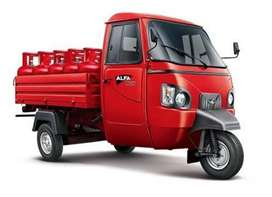 Need loader driver in Barra