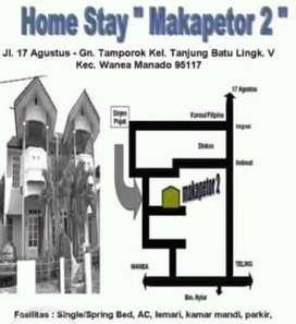 Indekost daerah 17 Agustus Manado