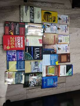 LLB books contain all main law books total 24 books