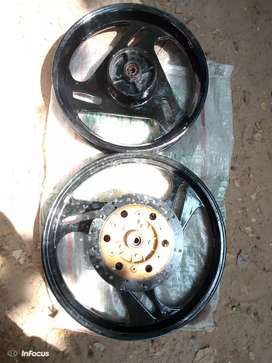 Good condition rims for sell